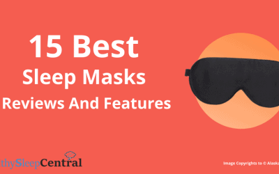Best Sleep Mask of 2020 (Top 15 Reviews) And Buyer's Guide